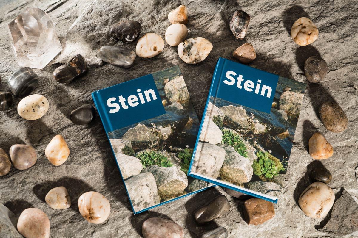 Taschenbuch Stein der Nagra