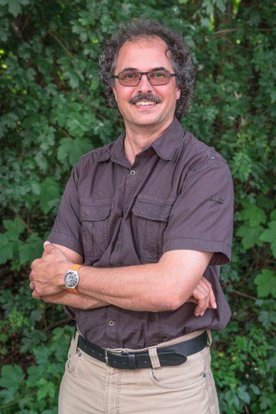 Olivier Moser: «Die Entsorgung der radioaktiven Abfälle ist eine spannende und anspruchsvolle Aufgabe. Ich trage gerne meinen Teil mit einer fundierten Information der Beteiligten bei.»