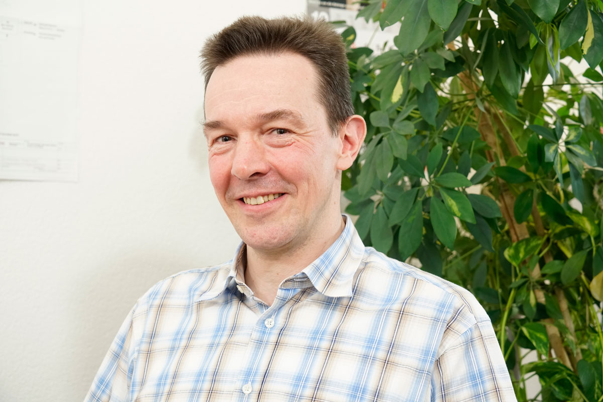 Marc Croket Projektleiter Nagra