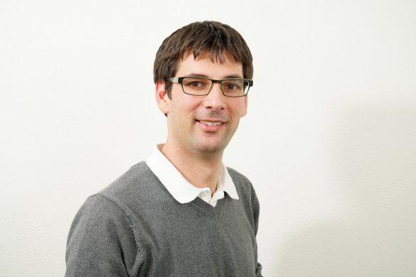 Michael Gysi, Projektleiter Bohrstellengeologie der Nagra