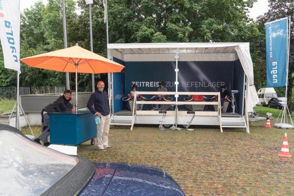 mobile Ausstellung