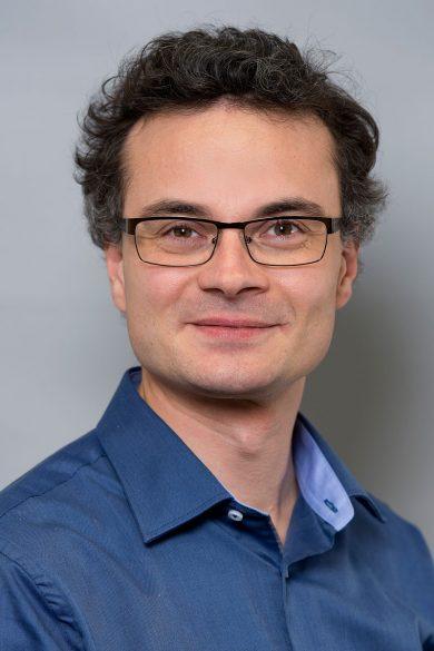 Hannes Hänngi Porträt